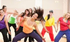 танец зумба в нижнем новгороде