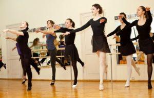 классическая хореография в нижнем новгороде