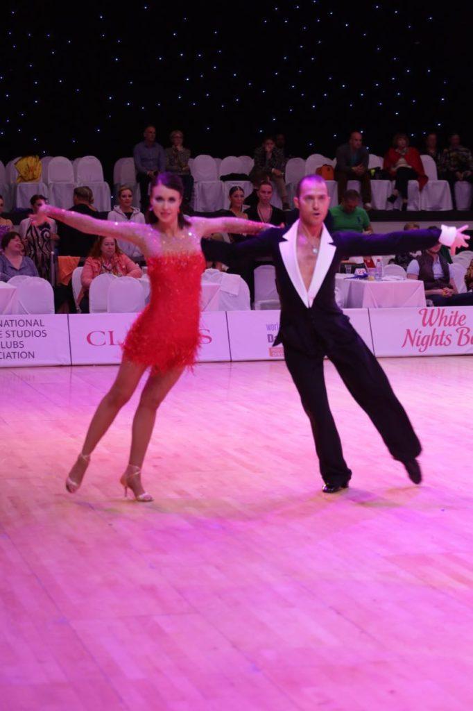 танцы pro-am