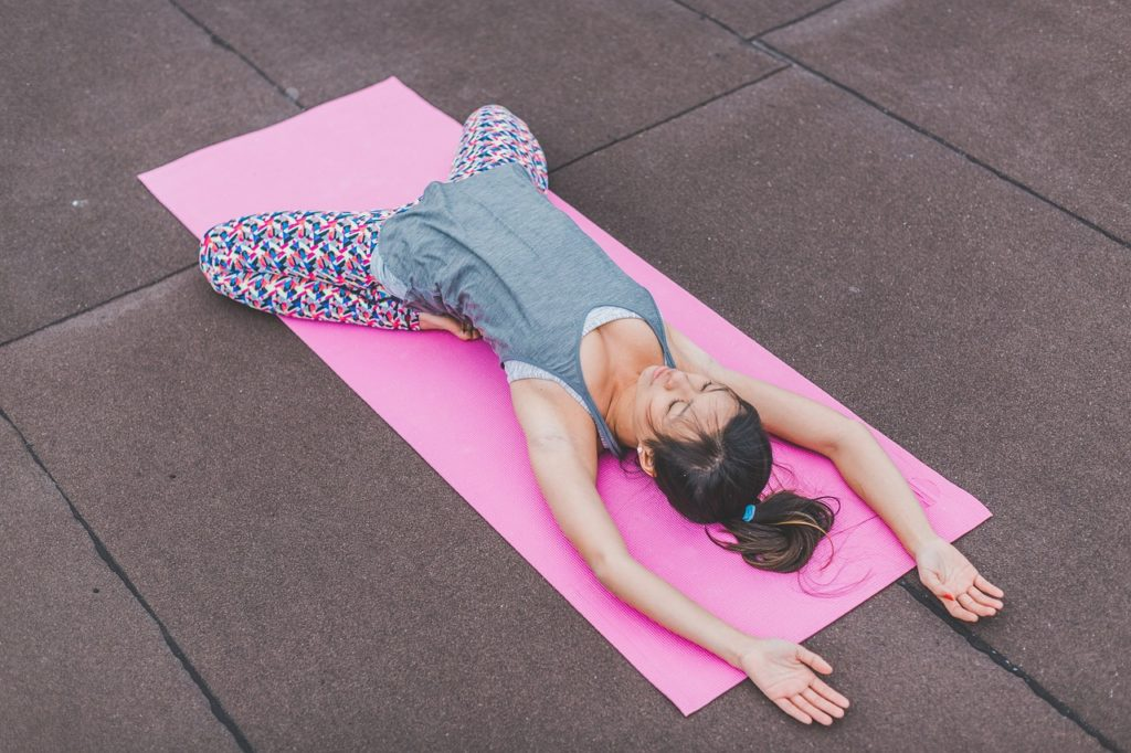 стретчинг растяжка йога пиксабэй