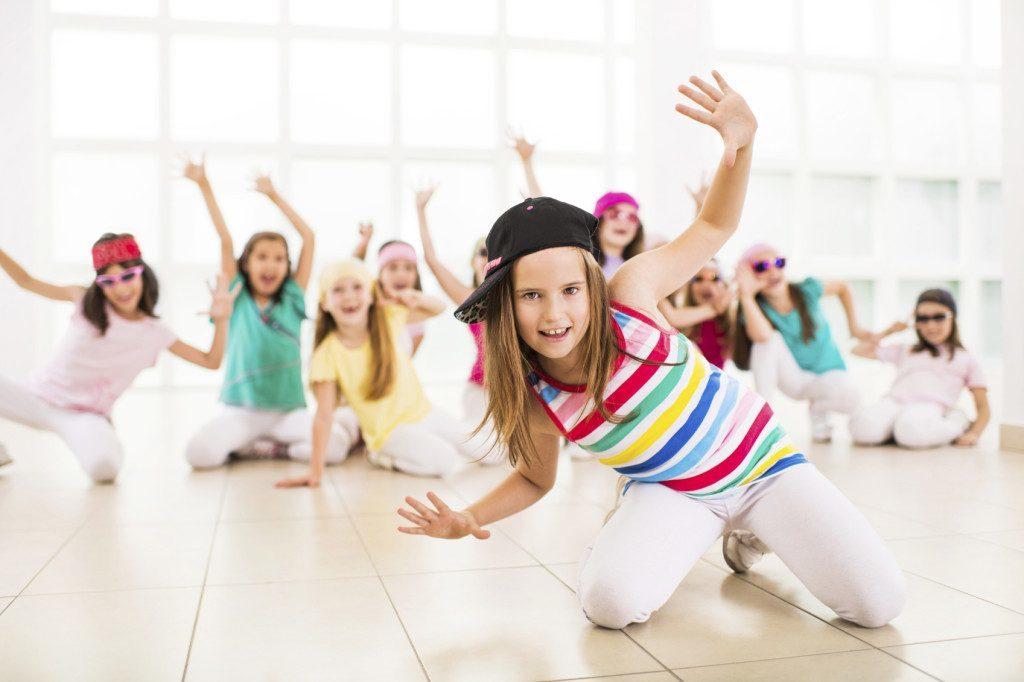 танцы эстрадные детские инет