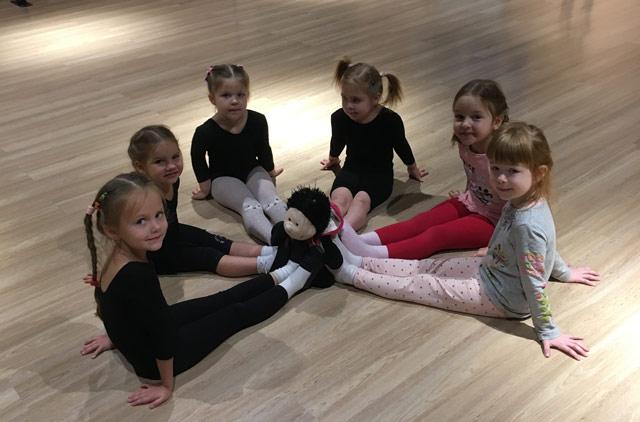 Эстетическая гимнастика Школа танцев в Нижнем Новгороде «Динамо»