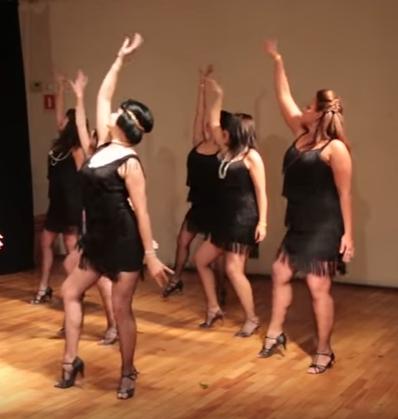 джаз танец обучение