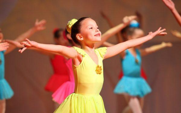 танцы эстрадные детские соло инет