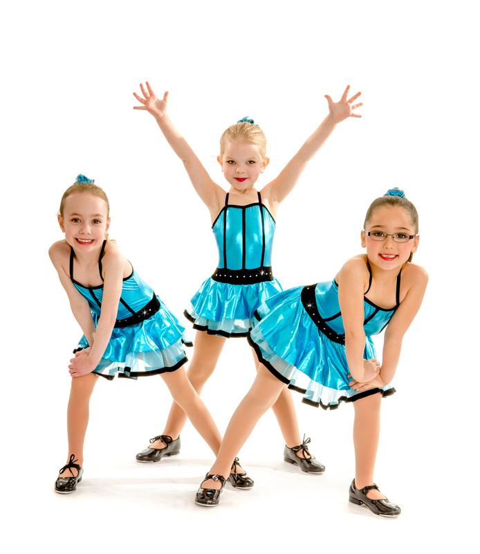 танцы эстрадные детские трио инет