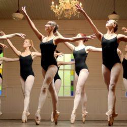 хореография для взрослых динамо-нн балет